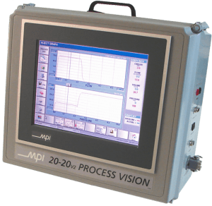 MPI 20-20 Process Vision Graphing Unit | MPI Systems Inc