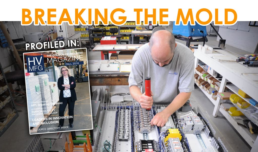 Investment Casting - MPI's Breaking the Mold in COI Company Profile