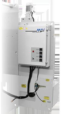 MPI 11-3 liquid to paste injector converter