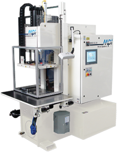 MPI 55 Series Wax Injector C-Frame with Smart Controls | MPI Systems, Inc