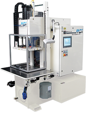 MPI 55 Series Wax Injector C-Frame with Smart Controls   MPI Systems, Inc