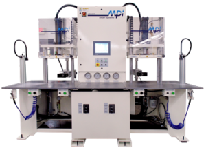 105-12 Semi-Automatic Two-Station Wax Injector | MPI Systems Inc